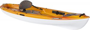 Pelican Prime 100 Sit-on-top Recreational Kayak