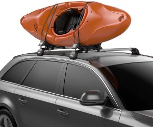 Rooftop Kayak Carrier