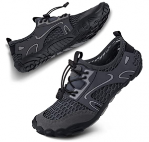 SEEKWAY Mens Water Shoes