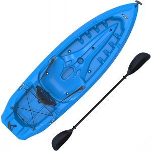 Top Kayak with Paddle